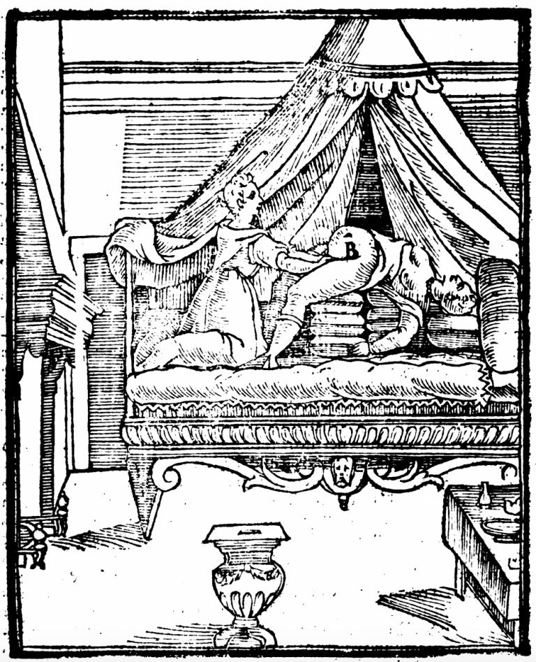 Walcher's Position 1596