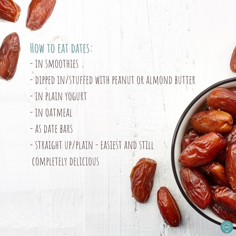 dates in pregnancy